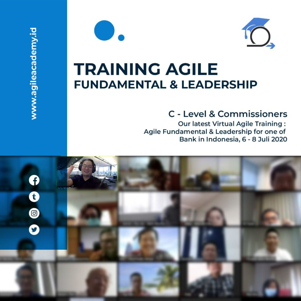 Training Agile Leadership